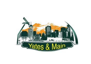 Yates and Main Logo Design by Click-Art