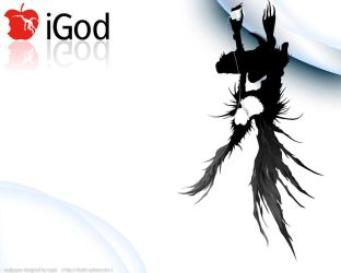 Ryuk : iGod.. I M GOD. by sopei