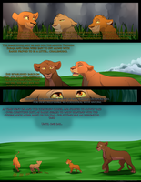 The Lion King: Echelon P. 20 by Sarn-Elyren