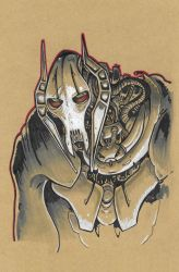 General Grievous by mogstomp