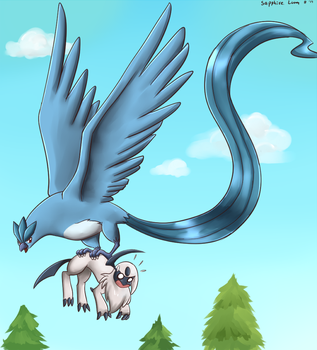 how to catch absol soul silver