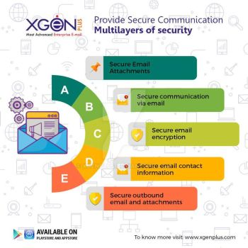 Secure Business Email Providers by xgenplus