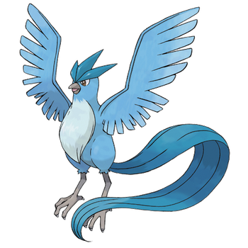 144Articuno by dttb6296