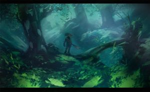 Swern Forest by UlricLeprovost