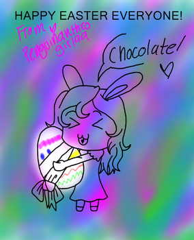 Happy Easter 2015! by Penguinanthrogirl99