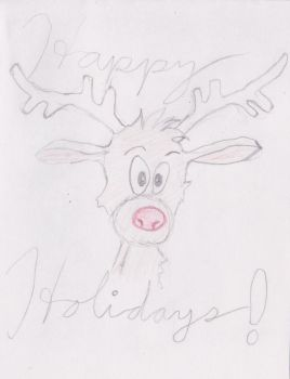 Rudolph by Nightowl103