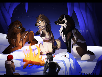 RoF: Scary Stories by Reyniki