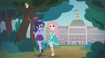 MLP EQG  Text Support Moments 6 by Wakko2010