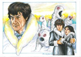 Doctor Who and the Snow Beasts by Hognatius