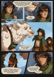 The Hollow Mask: Ch. 1 Page 13 by morteraphan