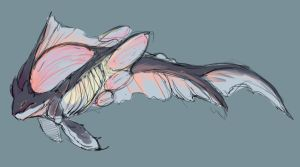Barier Skywhale by Endivinity