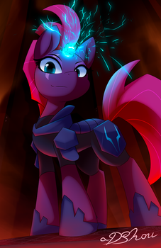 Tempest Shadow by DShou