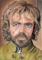 Tyrion Lannister (2017) by LaGelfling