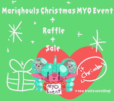 Marighoul MYO, Raffle, and Sale! CLOSED! by you-are-butt