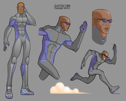 JUSTiN TIME - Concept by Remortal