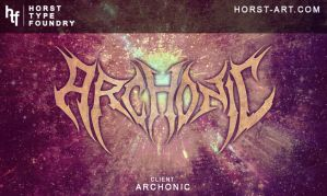Archonic by chrisahorst