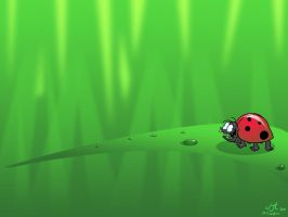 ITS A LADYBUG by Hexaditidom