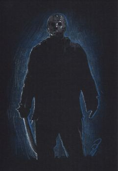 Jason Voorhees - Friday 13th by J-Redd