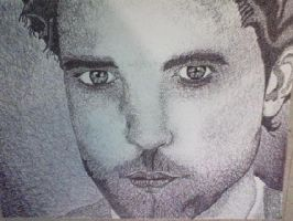 Robert Pattinson by MeLLaMa-Kei-Kai