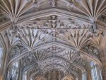 Oxford Divinity School Ceiling by Syltorian