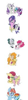 Mothers and Daughters Dump by Celestial-Rainstorm