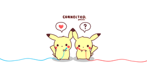 Connected [improved: version 2] by pikaira