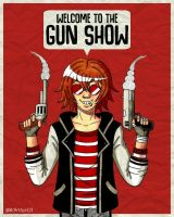 Welcome To The Gun Show by McArthur525