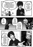 Oneshot : Don't forget me ,friend pg 18 by silvergatto