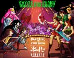Battle of the Bands by Theamat