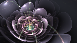 Fractal Bloom by WelshPixie