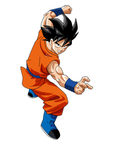 Goku Full 2 by SaoDVD