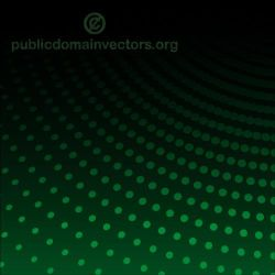 Green abstract vector in public domain by publicdomainvectors