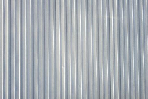 Corrugated Steel Wall by pfmonaco