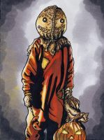 Trick r Treat - Sam by colemunrochitty