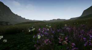 Valley [WIP] by Vegaven
