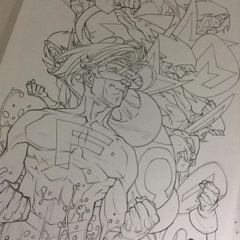 Impossibles WIP by rogercruz