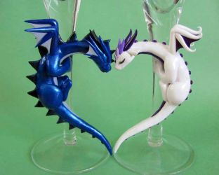 Dragon Flutes Close Up by DragonsAndBeasties