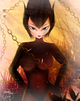 Ashi by Phantom1Link
