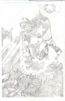 CAPTAIN AMERICA by drawhard