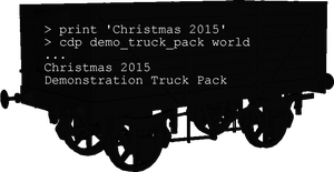 Demonstration Truck Pack 2015 RELEASED by thejonateers