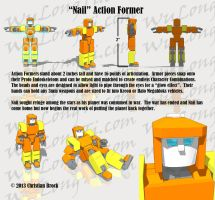 Nail Action Former by wulongti
