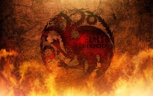 Game of Thrones: House Targaryen by ricreations