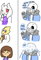 Smaller -meme undertale by Lou-pandita