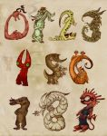 Teach your kids the alphabet by LaughingSkeleton