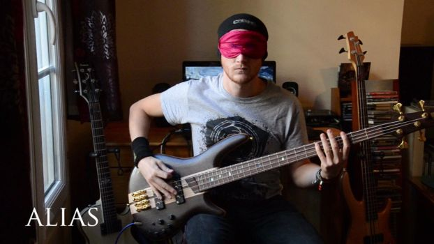 10 Great In Flames Riffs Bass Cover by CorentinChiron
