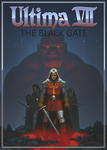The Cover that Never Was:Ultima VII:The Black Gate by dloubet