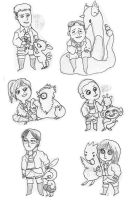 Shingeki no Pokemon by rompopita