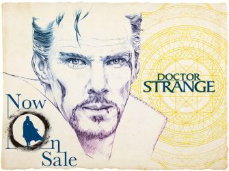 DOCTOR STRANGE Now on sale by 403shiomi