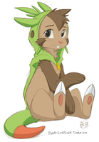 Jericho the Chespin