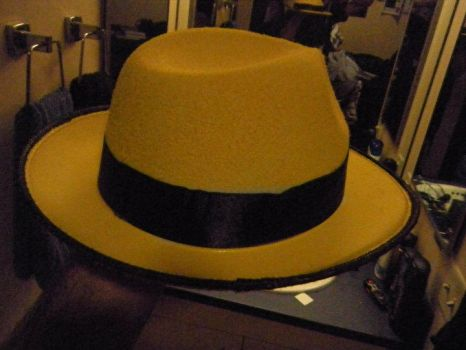 The Mask's Hat (Halloween 2010) by jcFr0stbyte